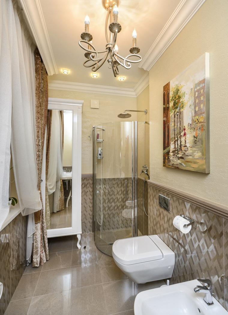 интерьер ванной - фото № 69534