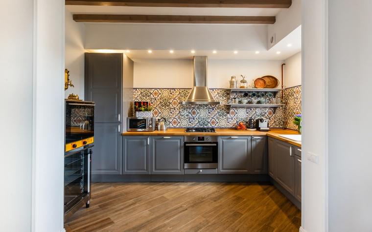 интерьер кухни - фото № 69757