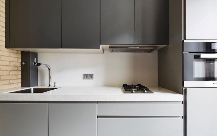 интерьер кухни - фото № 69905