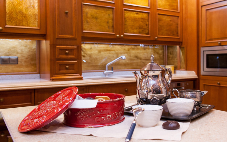 интерьер кухни - фото № 70054