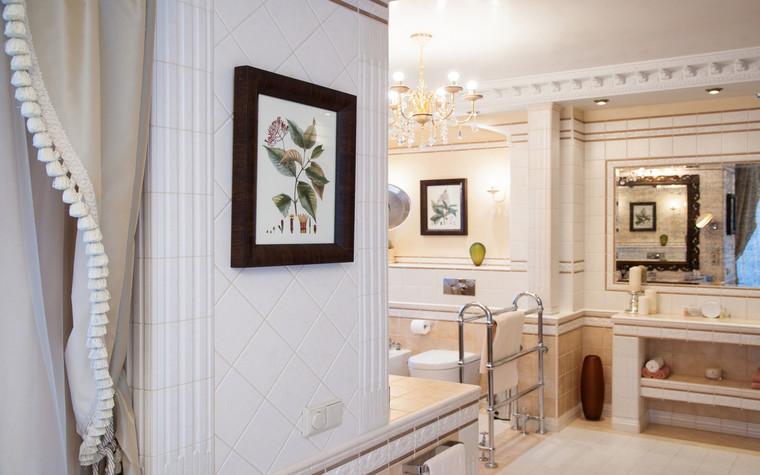 Фото № 70056 ванная  Загородный дом