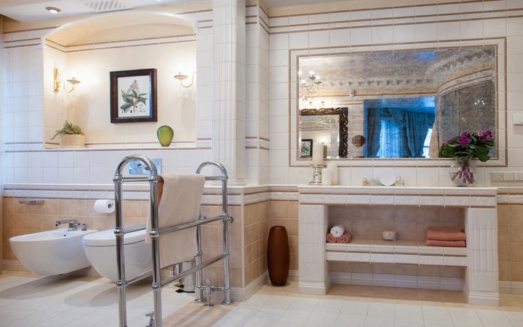 Фото № 70057 ванная  Загородный дом