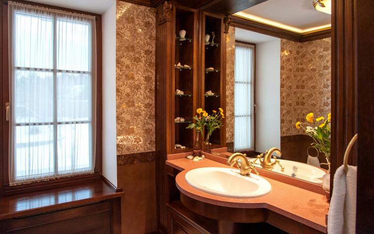 Фото № 70061 ванная  Загородный дом