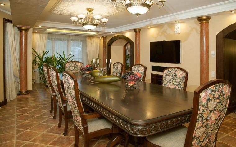интерьер столовой - фото № 70050