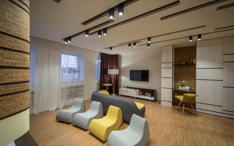 Фото № 70205 гостиная  Квартира