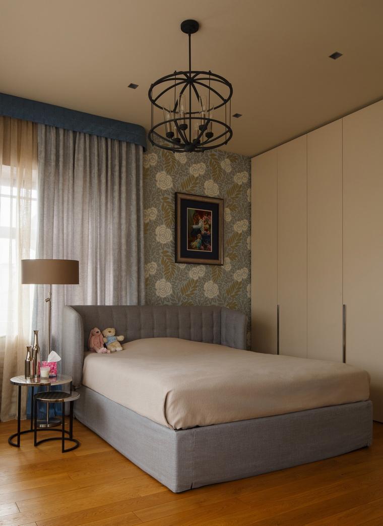 интерьер спальни - фото № 70466