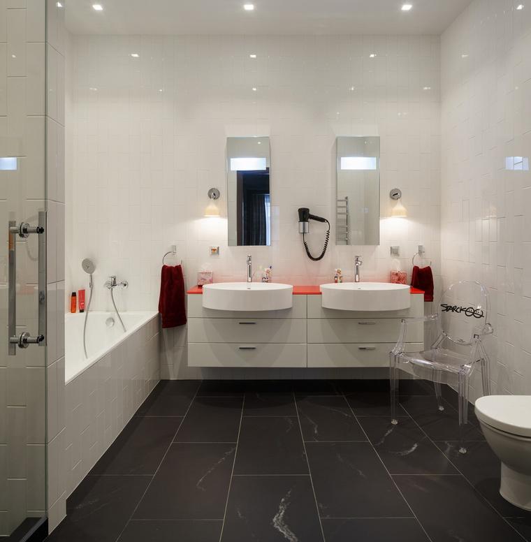 интерьер ванной - фото № 70469