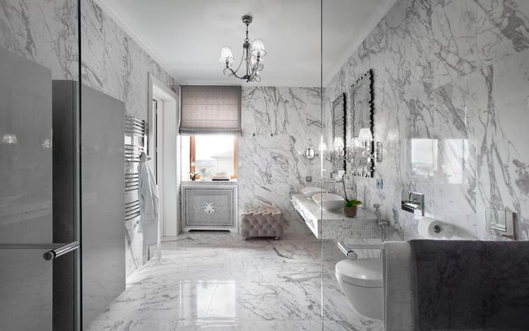 Фото № 70538 ванная  Загородный дом