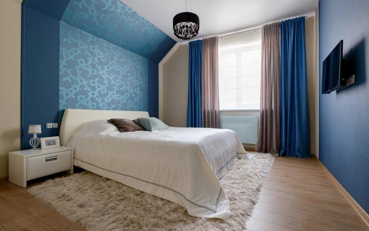 Интерьер малогабаритной спальни: фото и варианты дизайна