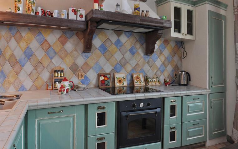 Загородный дом. кухня из проекта , фото №71556