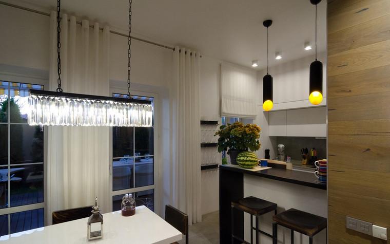 Загородный дом. кухня из проекта , фото №71677