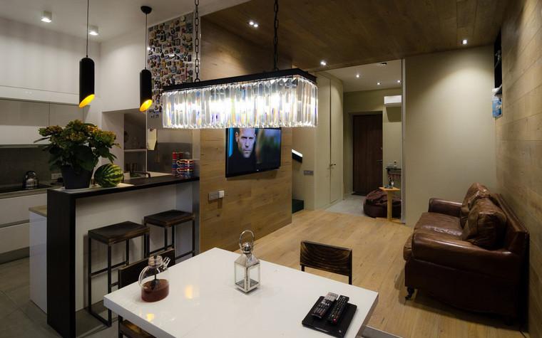 Загородный дом. гостиная из проекта , фото №71673