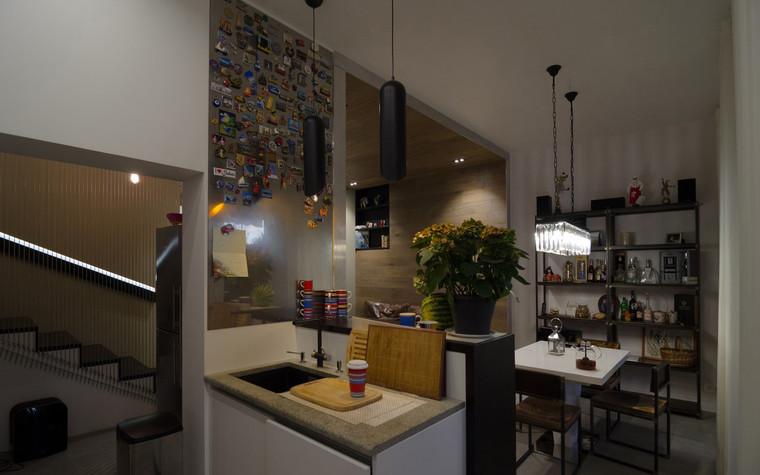 Загородный дом. кухня из проекта , фото №71674