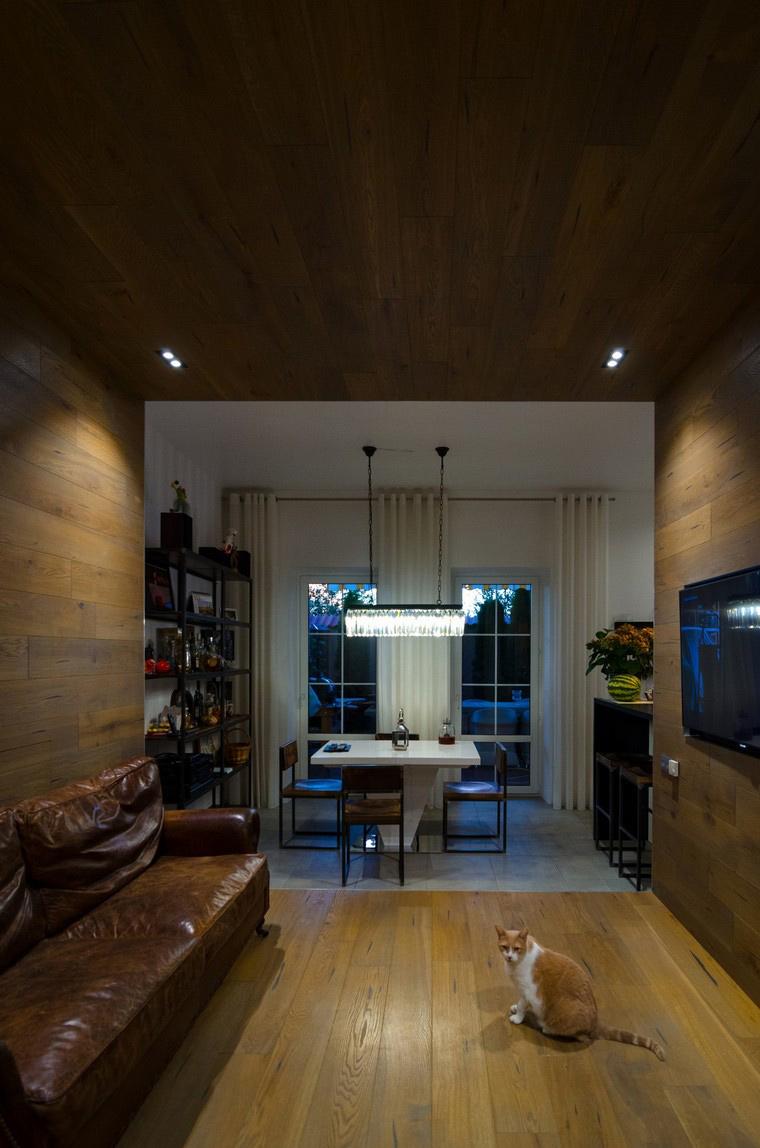 Загородный дом. гостиная из проекта , фото №71671