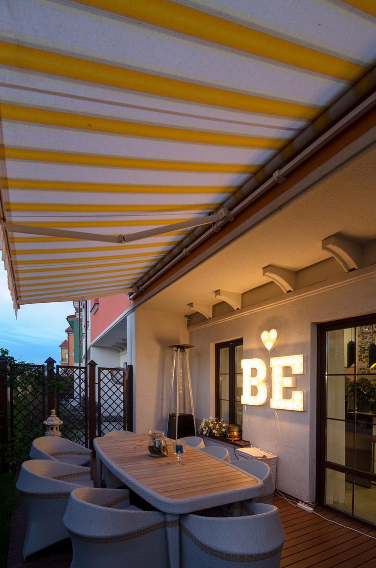 Загородный дом. терраса  из проекта , фото №71682