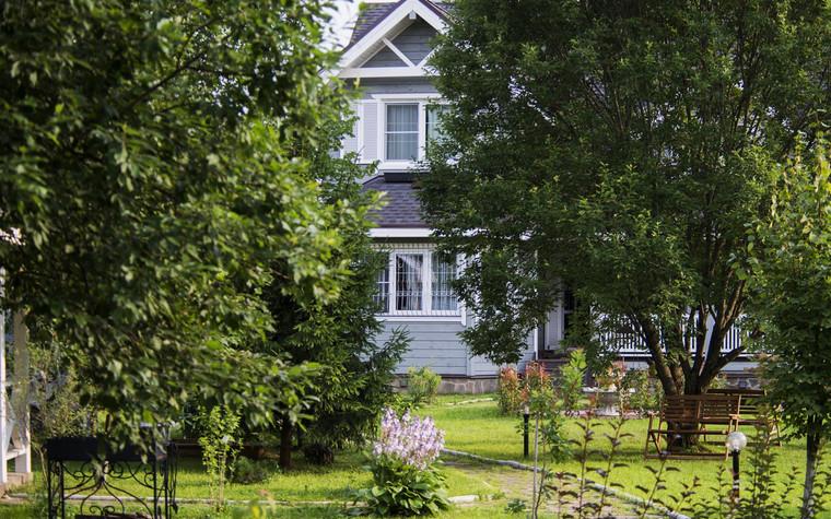 Загородный дом. фасад из проекта , фото №72017