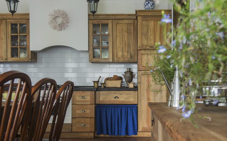 Загородный дом. кухня из проекта , фото №72012