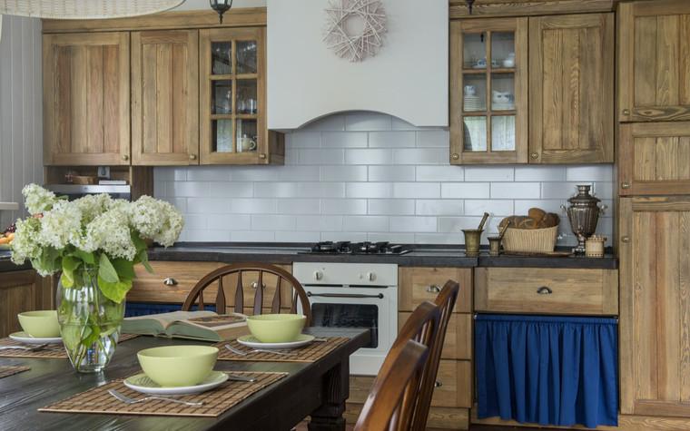 Загородный дом. кухня из проекта , фото №72009