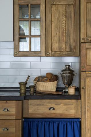 Загородный дом. кухня из проекта , фото №72010
