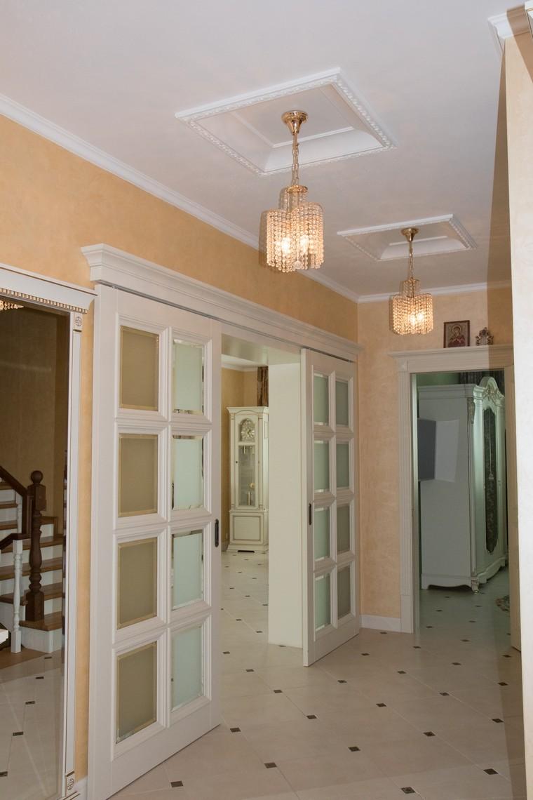 Загородный дом. холл из проекта , фото №72029