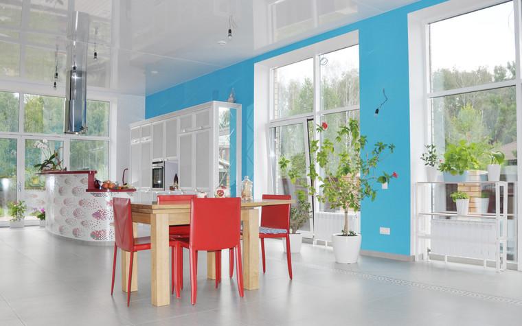 Загородный дом. кухня из проекта , фото №73048