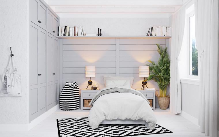 спальня - фото № 75310