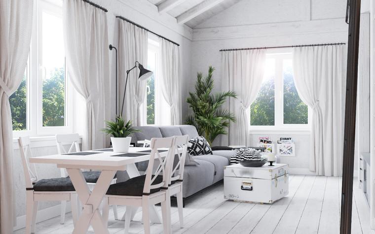Интересный дизайн квартир и интерьеры в современном стиле