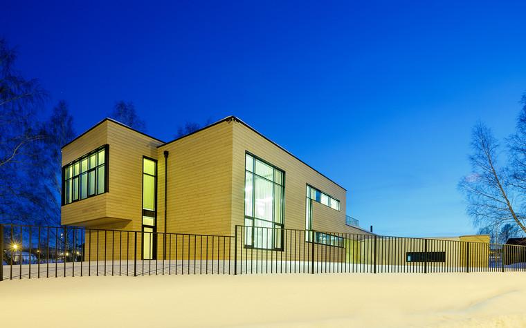 Загородный дом. фасад из проекта Дом на Планете, фото №75327