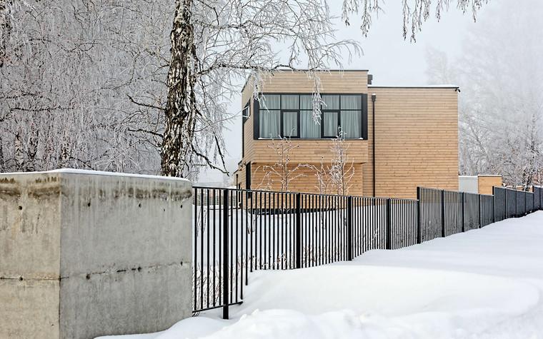 Загородный дом. фасад из проекта Дом на Планете, фото №75328