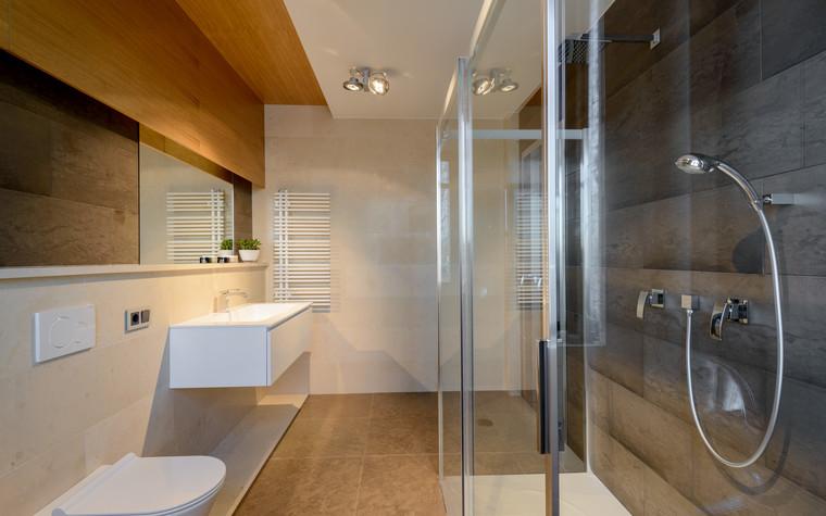 Загородный дом. ванная из проекта Дом на Планете, фото №75338