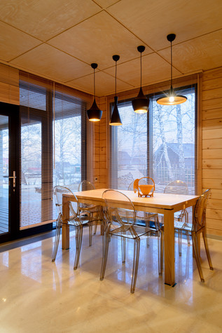 Загородный дом. баня сауна из проекта Дом на Планете, фото №75334