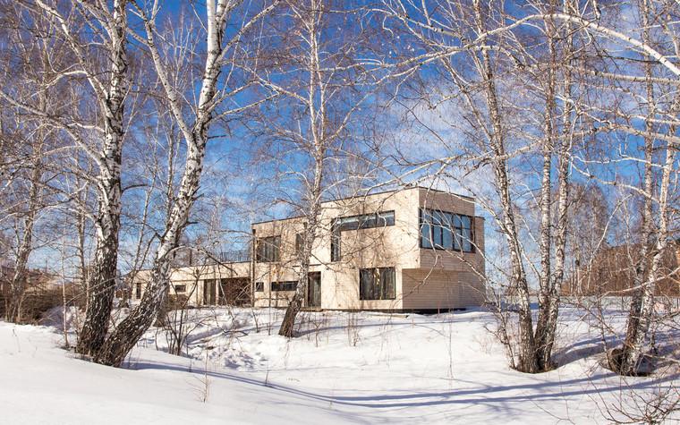Загородный дом. фасад из проекта Дом на Планете, фото №75329