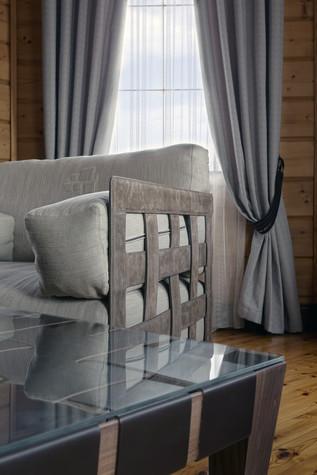 Загородный дом. гостиная из проекта Витенёво (Московская область), фото №77804
