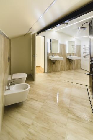 Загородный дом. ванная из проекта Таунхаус , фото №78506