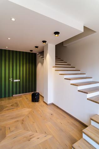 Загородный дом. холл из проекта Таунхаус , фото №78516