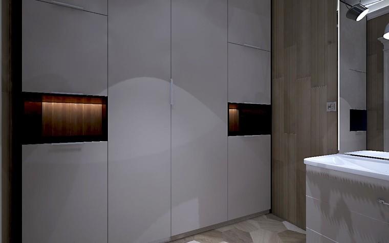 Загородный дом. санузел из проекта Дизайн проект дома площадь 500 кв.м в Ленинградской области., фото №78583
