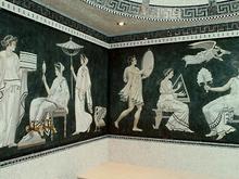 Загородный дом «», баня сауна . Фото № 2289