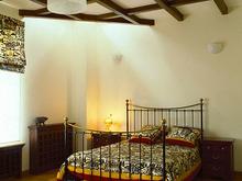 Загородный дом «», спальня . Фото № 2300