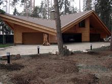Загородный дом «», гараж . Фото № 454, автор Arch.625