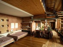 Загородный дом «», гостиная . Фото № 1136