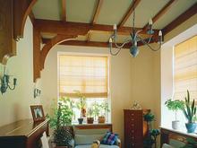 Загородный дом «», гостиная . Фото № 1412, автор Величкин Дмитрий (МАО), Голованов Николай (МАО)