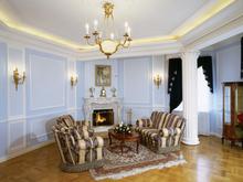 Загородный дом «», гостиная . Фото № 2140, автор Володкевич Елена, Пирогов Иван