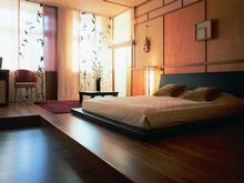 Загородный дом «», спальня . Фото № 2318, автор B&L