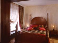 Загородный дом «», спальня . Фото № 2503, автор Арт-Фабрика
