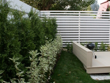 ограда забор