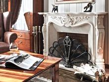 Загородный дом «Дом для серьезного мужчины», комната отдыха . Фото № 26136, автор Авчинникова Наталья