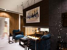 Загородный дом «House of synergy», комната отдыха . Фото № 26528, автор ILANDTEAM студия дизайна