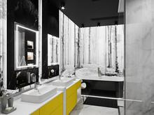 Загородный дом «Единство полярностей», ванная . Фото № 26537, автор ILANDTEAM ILANDTEAM