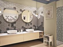 Загородный дом «Концепция Дома в Подмосковье», ванная . Фото № 26636, автор Дегтярцева Вероника