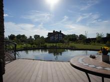 Загородный дом «Гостевой дом с бассейном», бассейн  . Фото № 26875, автор Чащина Оксана